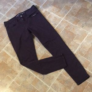 American Eagle jeggings size women's 10